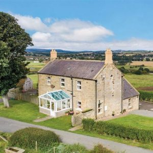 Mount Pleasant Farmhouse, Alnmouth